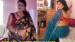 FAT ASS aunty sexy TEEJ dance