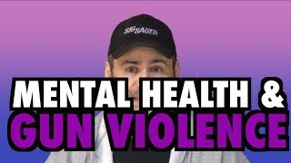 Mental Health & Gun Violence (Sen. Deeds Stabbing)