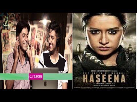Haseena Parkar Official Trailer|Shraddha...