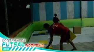 Cara Membuat Lapangan Futsal Murah Sederhana Indoor | WA +62 822 9867 5016