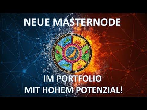 Vorstellung neuer Masternode mit hohem Potenzial! - Melchionda Network - Passives Einkommen
