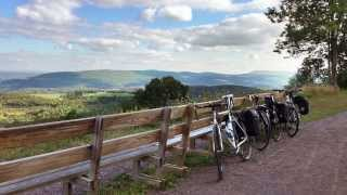 Cycling the GAP - Great Allegheny Passage