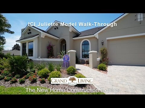 ICI Juliette Model From Grand Living Realty The New Construction Experts