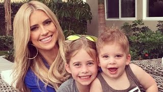 Christina El Moussa Shuts Down Mommy Shamers: 'Thanks For Your Concern'