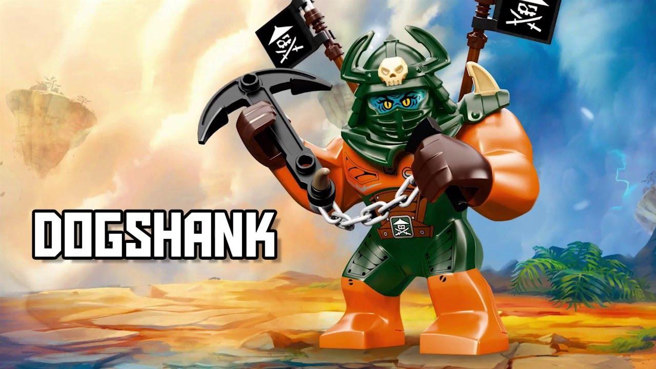 Dogshank lego ninjago character spot youtube - Lego ninjago 6 ...