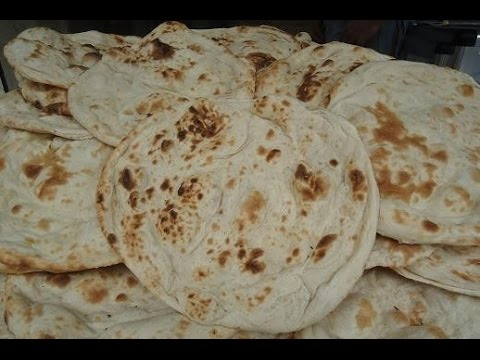 Pan árabe Libanes / الخبز اللبناني