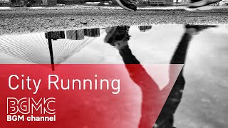 City Running: Chill Running Jazz Beats - Relaxing Instrumental Jazz Hip Hop Music