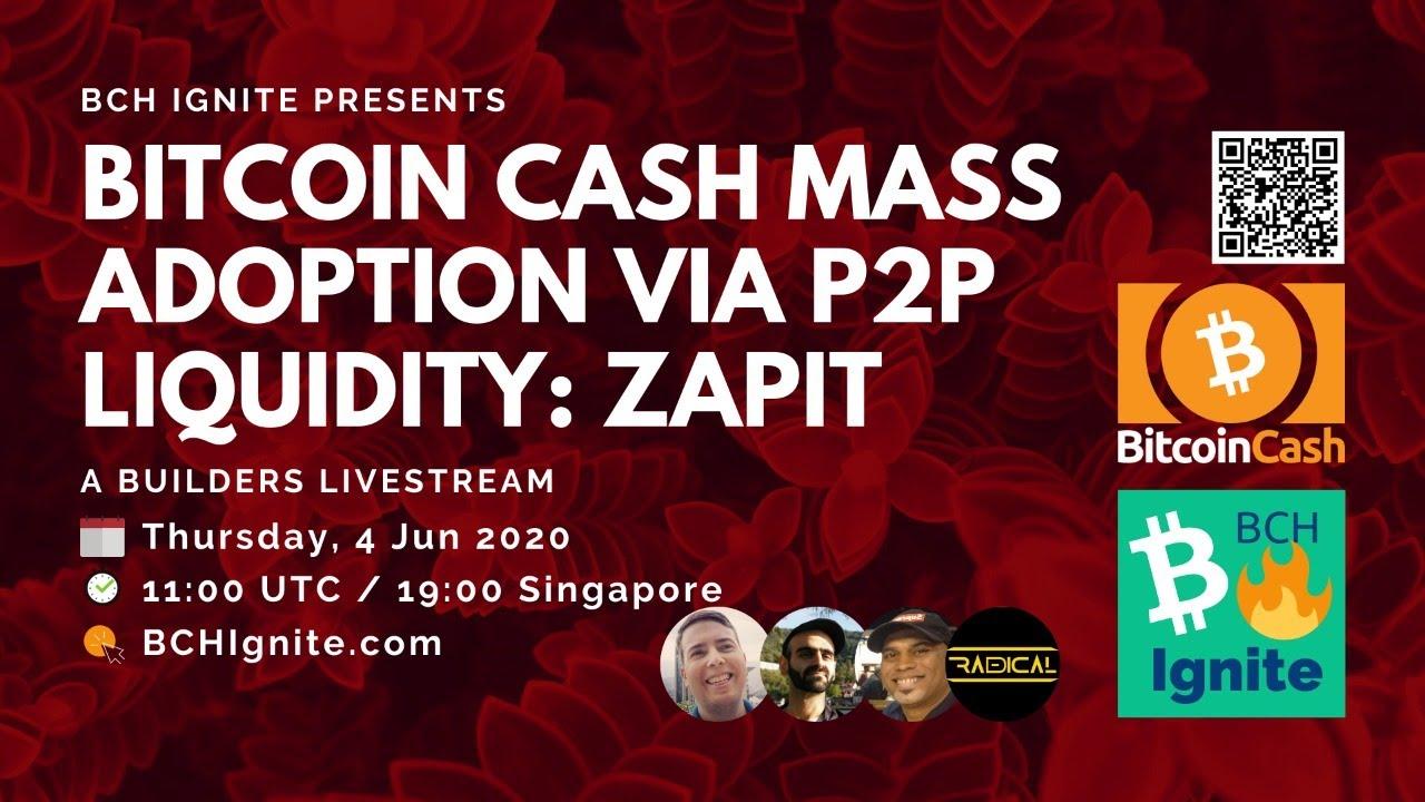 bitcoin cash liquidity