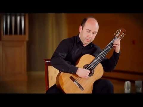 Miguel Trapaga. Fandango Variado op. 16 (D. Aguado).