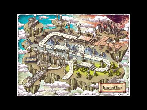 Maplestory Temple of Time - All 4  [Temple of Time, Remembrance, Repentance & Forgetfulness]