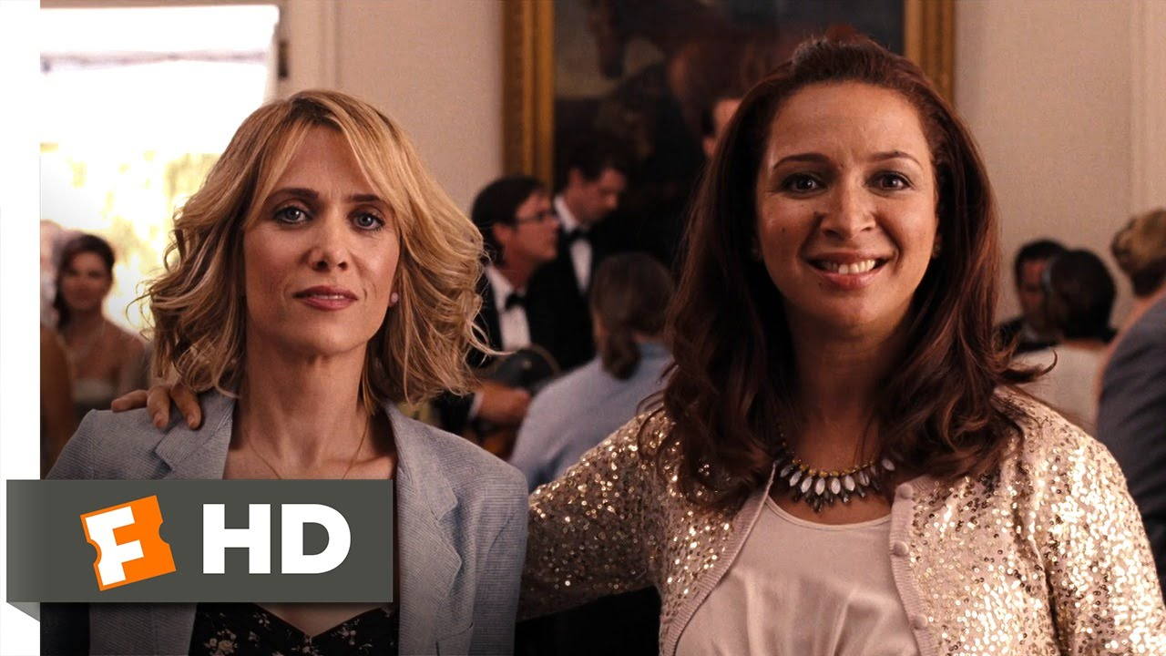Bridesmaids 210 Movie Clip The Engagement Party 2011 Hd Youtube