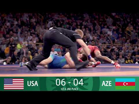 USA Wins Gold - Freestyle World Cup