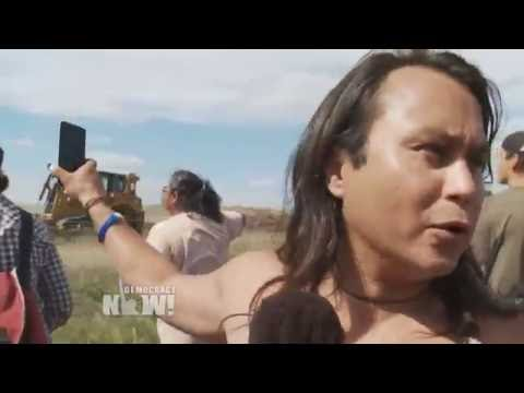 Bill Burr - Dakota Access Pipeline
