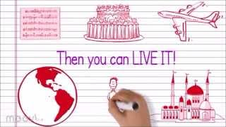 Dubai Live Your DREAMS Festival! Sketch