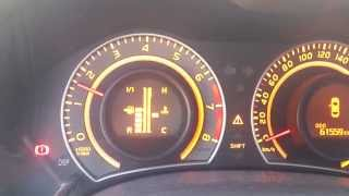 Дроссельная заслонка Toyota Corolla `08 после чистки