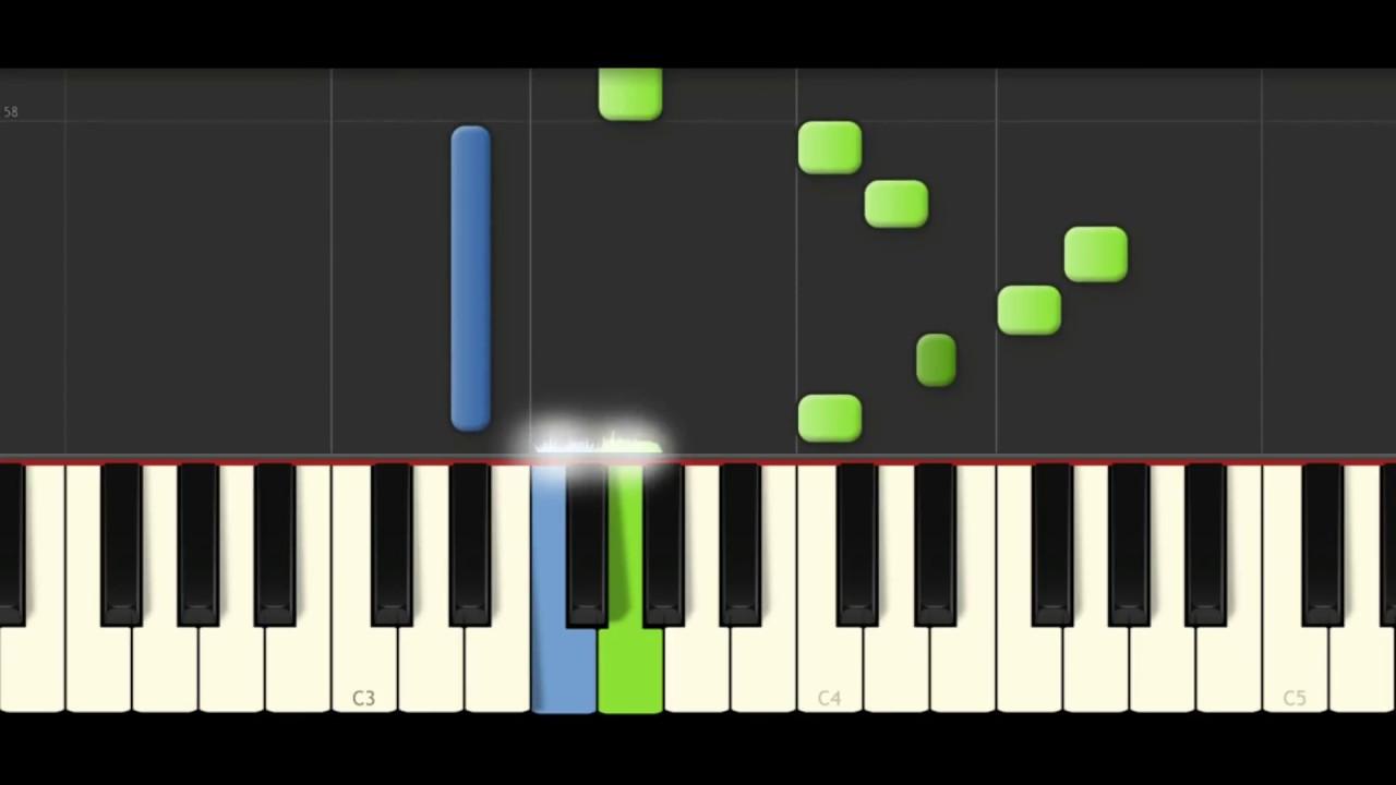 Dalida - Il venait d'avoir 18 ans - Tuto Piano