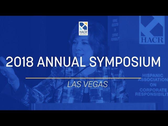 2018 HACR Symposium