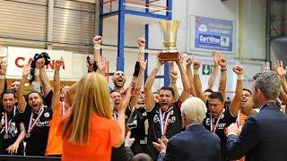 D1 Futsal : Finale, KB United-Toulon T.E. : 5-5, 5 tab 4, les buts !