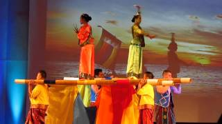 Asik/Singkil Dance - Filipino American Association Dance Troupe