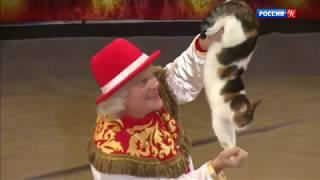 Отечественному государственному цирку - 100! Цирк Никулина посвятил юбилею гала-представление