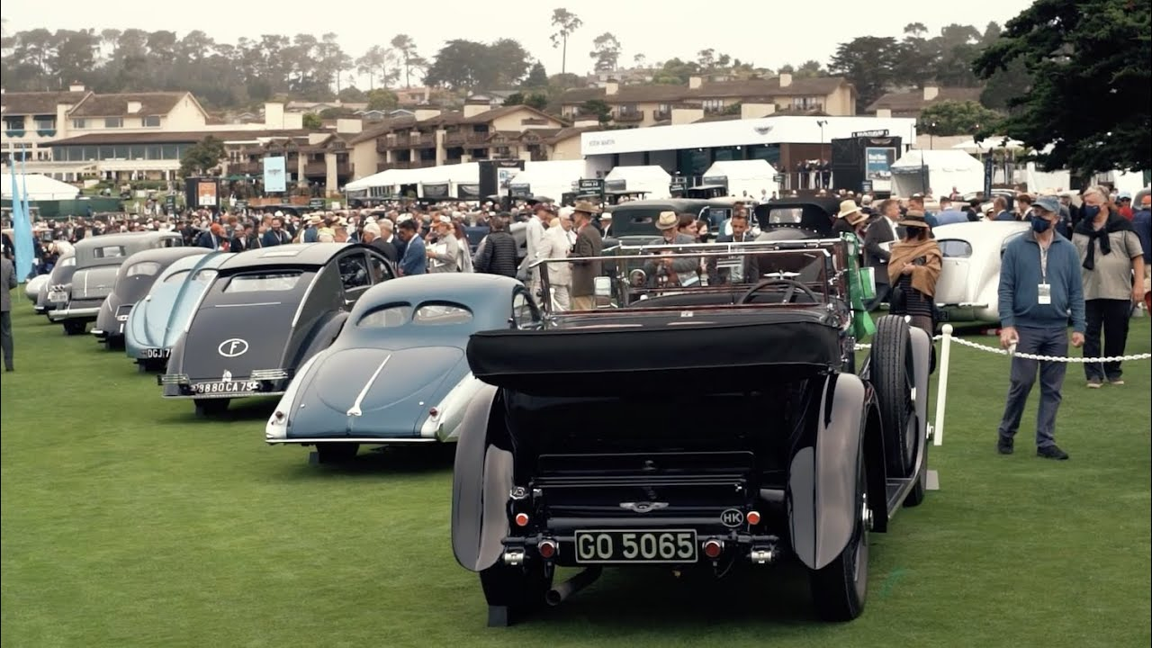 Download 2021 Pebble Beach Concours Week in Review