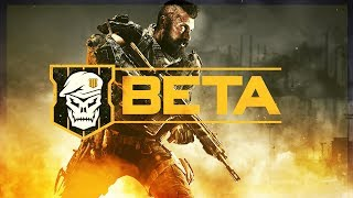 FIRST IMPRESSION! CALL OF DUTY BLACKOUT PRIVATE BETA! Solos & Playing w/ Viewers!
