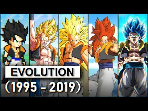 gogeta---evolution-(1995-2019)-ゴジータ進化の軌跡