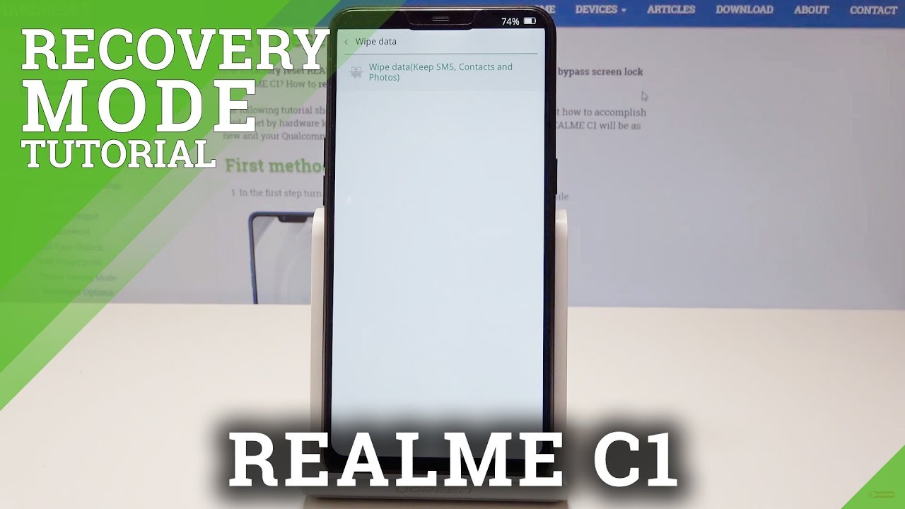 Realme C1 Recovery Mode Videos - Waoweo