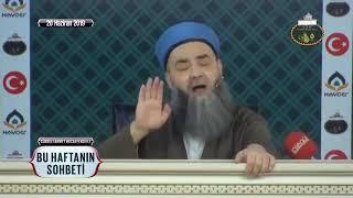 """Cübbeli """" İmamoğlu& 39 na oy vermek haramdır """""""