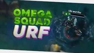 Omega Squad Fizz Na Urfie