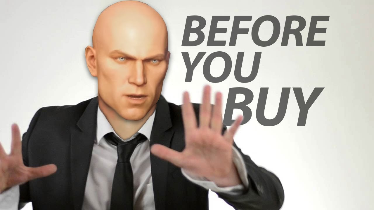 Hitman 3 - Before You Buy (Video Game Video Review)