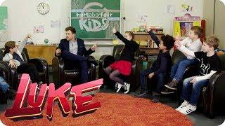 Kinder Talk - Hart aber Fair: Kids Edition - LUKE! Die Woche und ich | SAT.1