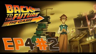 Back To The Future The GAME Ep 4 Part 2 Young Emmet