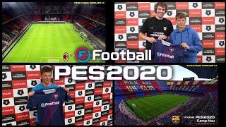 Pes 2020 3 Estadios Nuevos y Nueva Leyenda pes2020 rayblogamer