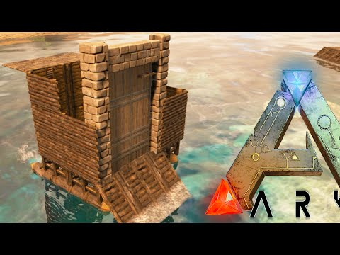 Ark Survival Evolved - THE TAMING VESSEL, LVL 100+ TESTING  - Modded Survival Ep21 (Ark Gameplay)