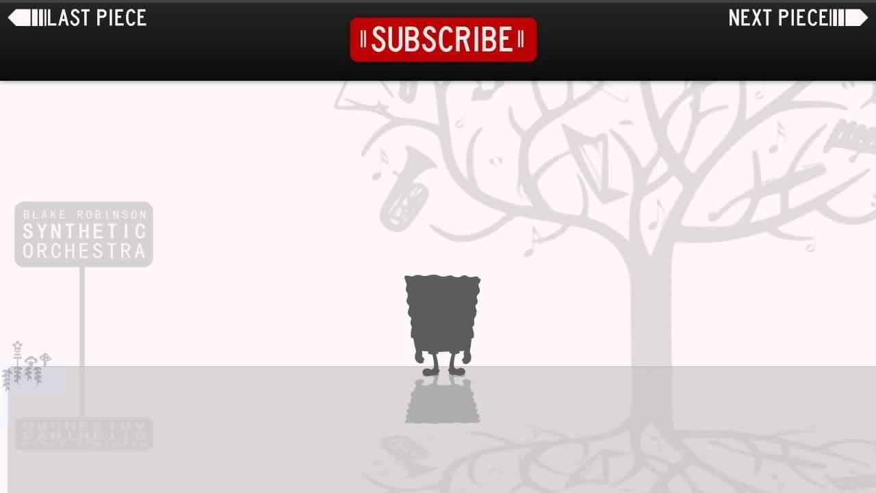 Spongebob Squarepants - Musical Doodle Cover - YouTube