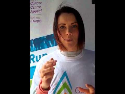 Radio 1Xtra DJ Claira Hermet taking part in Guy's Urban Challenge