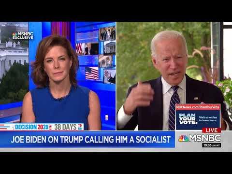 Joe Biden compares Trump to infamous Nazi Germany leader: 'He's sort of like Goebbels'