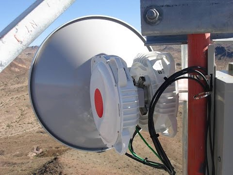 Point To Point Wireless Connectivity 36.8KM Long Range by PowerBeam M5 AC 500