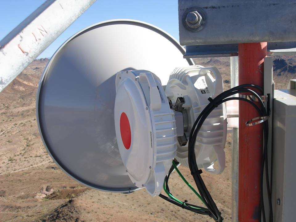 Point To Point Wireless Connectivity 36 8KM Long Range by PowerBeam M5 AC  500