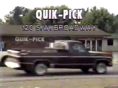 1995 Spiro Bulldogs vs Roland Rangers (TV Broadcast)