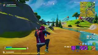 Trying to get a solo win