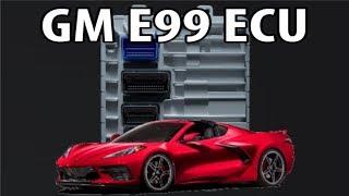 Tuning the 2020 C8 Corvette ECU