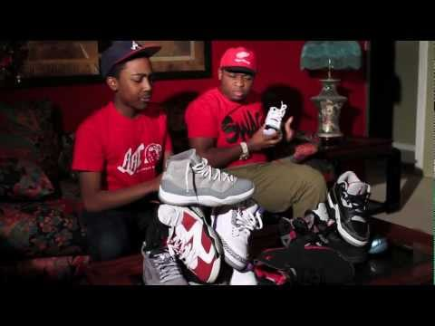 Dino - 5 Jordans Feat. Fresh P [Official Music Video]