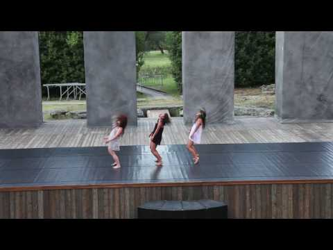 OpenFlorence 2016- Contemporary Dance piece