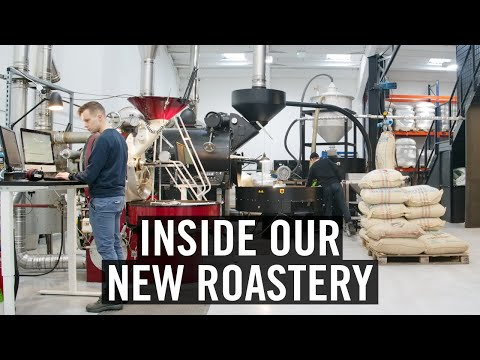 The New Square Mile Roastery Tour