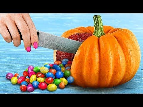 تحدي الأكل الحقيقي ضد الأكل المصنوع من الحلويات