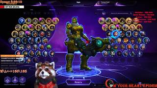 Hots: Осенняя лига Heroes of the Storm 2.0 streaming d