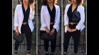 OOTD: The Jumpsuit Thumbnail