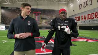 Texas Tech Football vs. Kansas: Outside The Huddle | 2018